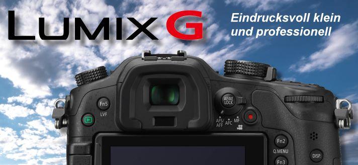 Titelbild Panasonic Lumix G