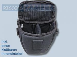 Colt Tasche für kompakte Digitalkamera Systemkamera Evil-Kamera Bereitschaftstasche mit Zubehörfach Bilora DigStar Reflex S dss - 1