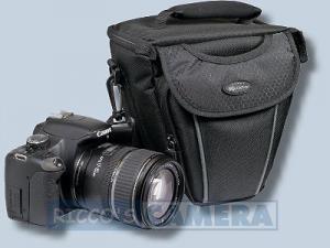 Colt Tasche für Spiegelreflexkameras Systemkameras Evil-Kamera Bereitschaftstasche mit Zubehörfach Bilora DigStar Reflex dsx - 1