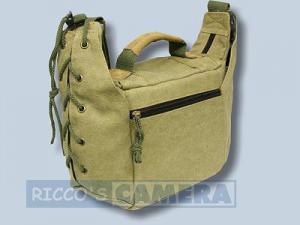 Tasche für Fujifilm FinePix S6800 S4800 S3200 S4500 S4300 S4200 - Fototasche K-21 K 21 K21 khaki - 2