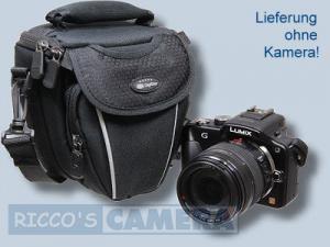 Colt Tasche für Panasonic Lumix DMC-GF7 GM5 GM1 GF6 GF5 mit kurzem Zoom 14-42mm Bereitschaftstsche Colttasche Tasche dss - 2