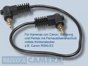 Funk-Fernauslöser Pentax K-50 K-7 K200D K20D K110D K100 K10D Funkfernauslöser Fernbedienung Remote Controller kompatibel RS-60E3 - 3
