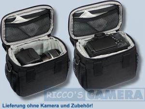 Tasche für Olympus OM-D E-M1 Mark II OM-D E-M5 Mark II OM-D E-M10 OM-D E-M1 OM-D E-M5 E-520 E-510 E-500 -  Kameratasche Kaiser S - 3