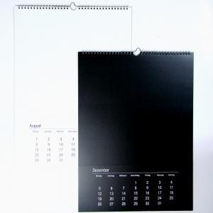 Fotokalender 2018 A3 Großformat ab 5,99 EUR für große Fotos bis 20x30 zum selbstgestalten - Bastelkalender selber gestalten vorn - 2