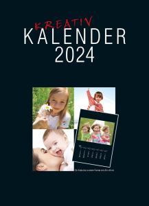 2021 Fotokalender für Fotos bis 13x18 zum selbstgestalten im Format DIN A4 - Bastelkalender Foto Hobbykalender kka4 - 1