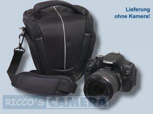 elegante Coltasche für Nikon D500 D750 D610 D600 D300 D200 D100 - Fototasche Dörr Yuma Halfter M Bereitschaftstasche Hoster Tasc - 1