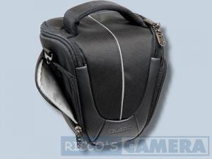 elegante Coltasche für Olympus E-520 E-510 E-500 E-300 E-1 E-3 E-20P E-10 - Fototasche Dörr Yuma Halfter M Bereitschaftstasche H - 4