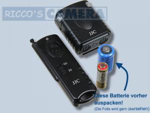 Funkauslöser für Nikon D7500 D7200 D5500 D750 D3300 D5300 D610 D7100 D5200 D600 D3200 D5100 wie MC-DC2 JJC JM-Series - 3