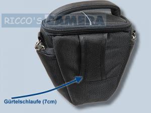 Halfter Fototasche für Canon Powershot SX60 HS SX50 HS SX40 HS SX30 IS SX20 IS SX10 IS - Kameratasche Colttasche Tasche Bereitsc - 2