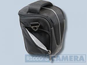 Halfter Fototasche für Fujifilm FinePix S1 SL1000 SL300 SL260  S.1 - Kameratasche Colttasche Tasche Bereitschaftstasche yhs - 3