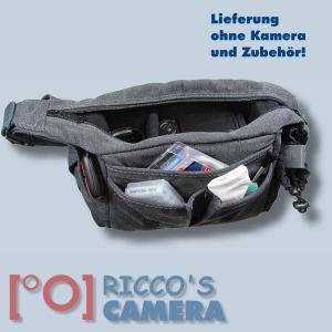 Fototasche für Nikon D3500 D5600 D3400 D5500 D3300 D5300 D5200 D5100 D3200 D3100 - Tasche Kameratasche mb1 - 3