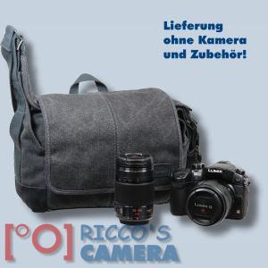 Fototasche für Nikon D3500 D5600 D3400 D5500 D3300 D5300 D5200 D5100 D3200 D3100 - Tasche Kameratasche mb1 - 4