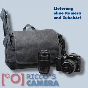 Fototasche für Sony Alpha 6500 6300 6000 5000 NEX-5T NEX-3N NEX-7 NEX-6 NEX-5R NEX-5N 5N F3 C3 - Tasche Kameratasche mb1 - 4