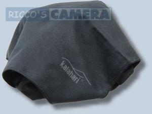 Kalahari Microfaser Schutztasche Magic-Pocket schwarz Reinigungstuch Einschlagtuch 26 x 48 cm - 4