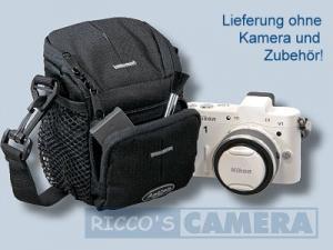 Kameratasche für Samsung NX mini NX1100 NX1000 NX100 NX10 NX5 - Fototasche Tasche ab7 - 1