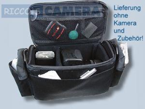 Fototasche für Panasonic Lumix DC-GH5S DMC-GH5 DMC-GH4 DMC-GH3 DMC-GH2 DMC-GH1 - Kameratasche mit Platz für Zubehör Tasche no4 - 3