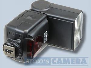 Blitzgerät für Canon EOS 77D 70D 50D 40D 30D 20D 20Da 10D - Dörr Blitzgerät DAF-44 Wi Power Zoom Blitz 44c - 3