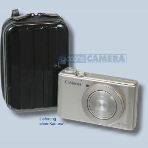 Hama Hardcase Metal-Style 60h schwarz Fototasche für Kompaktkameras Tasche 60hs - 3