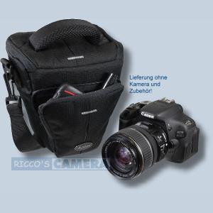 Bereitschaftstasche für Panasonic Lumix DC-G91 DC-G9 DC-G81 G70 G6 G5 DMC-G3 DMC-G2 DMC-G1 G10 - Colttasche Holstertasche ABL - 2