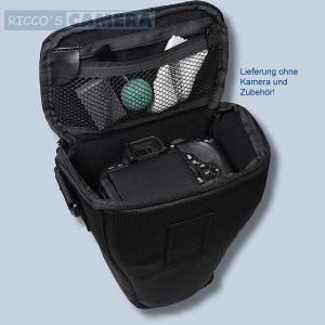 Bereitschaftstasche für Panasonic Lumix DC-G91 DC-G9 DC-G81 G70 G6 G5 DMC-G3 DMC-G2 DMC-G1 G10 - Colttasche Holstertasche ABL - 3