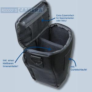 Bereitschaftstasche für Panasonic Lumix DC-GH5S GX9 GX800 GH5 GX80 GH4 GH3 GH2 GH1 GX7 - Colttasche Holstertasche ABL - 4