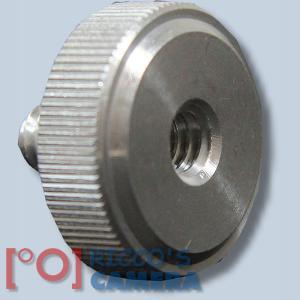 Hama Geräteschrauben Metall Gewinde/Anschluss 1/4 Zoll 6,4 mm Metal Camera Screws 5124 einzeln - 1
