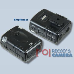 Funkauslöser für Sony Alpha 99 65 77 57 37 35 kompatibel zu RM-S1 - Funkfernauslöser Fernbedienung Remote Controller JJC JM-Seri - 2