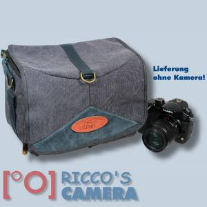 Tasche mit Regenschutzhülle für Olympus Pen E-PL8 E-PL7 E-PL6 E-PL5 E-PL3 E-PL2 E-PL1 E-P5 E-P2 E-P1 Mini E-PM2 E-PM1  - Fototas - 1