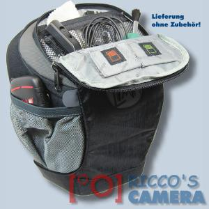 Halftertasche für Nikon D90 D80 D60 D50 D40 D40x - Holster-Tasche in schwarz Bereitschaftstasche Fototasche Kameratasche Colt Ba - 3