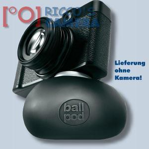 Ballpod Tischstativ individuell formbares Stativ Ball-Stativ schwarz (8cm) - 1