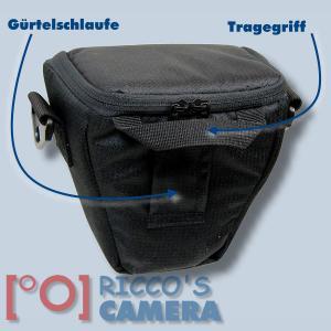 Bereitschaftstasche Dörr Action Black Holster mini ABH für Systemkameras Evilkameras oder Kompakte Digitalkameras Colttasche abm - 1