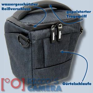 Dörr Halfter-Fototasche Motion M in schwarz Colt Kameratasche für Systemkamera Bridgekamera und kleine DSLR Kamera Tasche hmms - 1