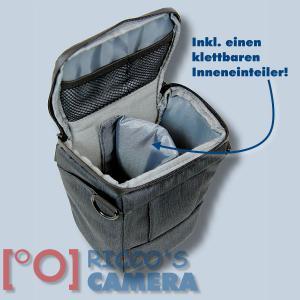 Dörr Halfter-Fototasche Motion M in schwarz Colt Kameratasche für Systemkamera Bridgekamera und kleine DSLR Kamera Tasche hmms - 2