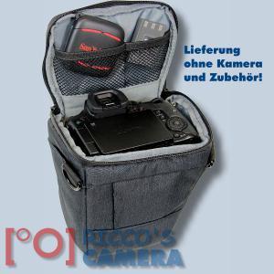 Dörr Halfter-Fototasche Motion M in schwarz Colt Kameratasche für Systemkamera Bridgekamera und kleine DSLR Kamera Tasche hmms - 3