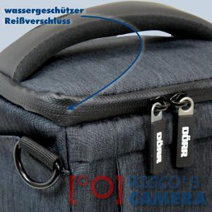 Dörr Halfter-Fototasche Motion M in schwarz Colt Kameratasche für Systemkamera Bridgekamera und kleine DSLR Kamera Tasche hmms - 4