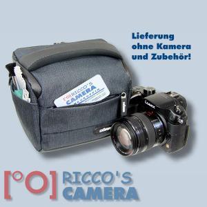 Dörr Fototasche Motion S in schwarz Kameratasche für Systemkameras, Bridgekameras und kleine DSLR Kameras Tasche Bag black dmss - 4