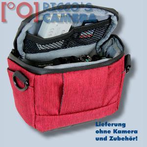 Dörr Fototasche Motion XS in rot Kameratasche für kompakte Digitalkameras oder kleine Systemkameras Tasche Bag red mxsr - 4