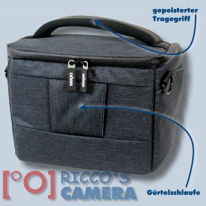 Dörr Fototasche Motion M in schwarz Kameratasche für Spiegelreflexkameras und Systemkameras Tasche Bag black dmms - 1