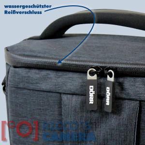 Dörr Fototasche Motion M in schwarz Kameratasche für Spiegelreflexkameras und Systemkameras Tasche Bag black dmms - 2