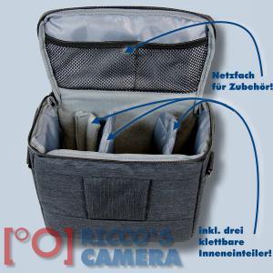 Dörr Fototasche Motion M in schwarz Kameratasche für Spiegelreflexkameras und Systemkameras Tasche Bag black dmms - 3