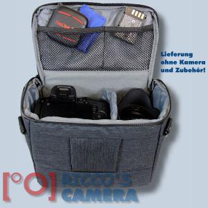 Dörr Fototasche Motion M in schwarz Kameratasche für Spiegelreflexkameras und Systemkameras Tasche Bag black dmms - 4