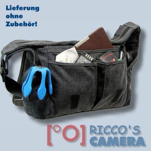 Tasche für Nikon D5600 D3400 D7200 D7100 D7000 D5500 D5300 D5200 D5100 D5000 D3300 D3200 D3100 - Kameratasche Fototasche mb2 - 2