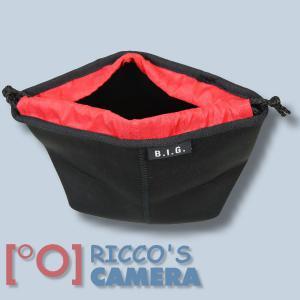 Neopren Kamerabeutel 14 x 14 x 10 cm Kamera Beutel für kleine DSLR oder Systemkamera Fototasche Kameratasche Tasche pc14 - 1
