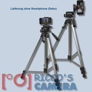 Smartphone Halter inkl. Dörr Friend IV Dreibeinstativ Handyhalterung für Selfie Aufnahmen mit Ihrem iPhone Samsung Galaxy Sony - 2