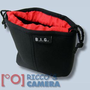 Neopren Kamerabeutel 12 x 12 x 7 cm Kamera Beutel für kleine Systemkamera Bridgekamera kompakte Digitalkamera Fototasche Kamerat - 1