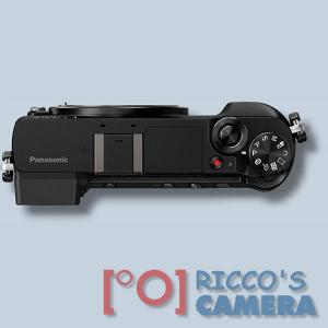 Panasonic Lumix DMC-GX80 + Lumix G VARIO 14-42mm / F3.5-5.6 ASPH. / Mega O.I.S  Systemkamera mit 4K-Foto- und Videofunktionen Wi - 2