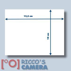 Graukarten Set 2 Stk. 10 x 12,5 cm für digitalen Weissabgleich Karte 18% Grau Farbkarte White Balance - 1