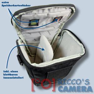 Dörr Halfter-Fototasche Classic M Colt-Tasche für Systemkameras oder DSLR-Kamera Kameratasche mit Regenschutzhülle Bereitschafts - 3