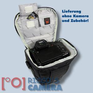 Dörr Halfter-Fototasche Classic M Colt-Tasche für Systemkameras oder DSLR-Kamera Kameratasche mit Regenschutzhülle Bereitschafts - 4