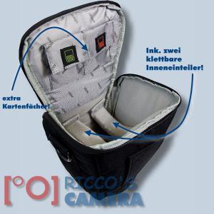 Halfter-Fototasche für Panasonic Lumix DMC-G81 DMC-G70 DMC-G6 DMC-G5 DMC-G3 DMC-G2 DMC-G1 DMC-G10  - Colt-Tasche Kameratasche mi - 3